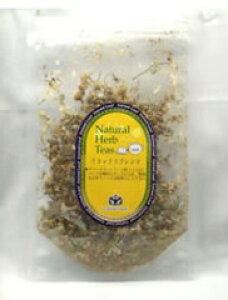 ユナイテッドリーフ リラックスブレンド 60g リンデン・カモミール・オレンジピールをブレンドしたハーブティー健康茶 ダイエット