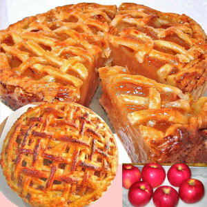 紅玉りんごのアップルパイ5号【スイーツギフト スイーツプレゼント クリスマスケーキ クリスマスパイ お歳暮 誕生日ギフト りんごケーキ パイ バースデーケーキ 大人 男性 おいしい 人気