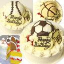 ボールケーキ5号 サッカーボールケーキ 野球ボールケーキ バスケットボールケーキ 選択 〜 フルーツケーキ いちごケ…