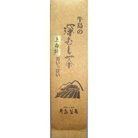 深蒸し八女茶の茎の部分を集めた大容量330g入った白折(茎茶)「花いっぱい白折」茶葉【九州地域あす楽対応】【メール便不可】