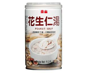 ピーナッツスープ(泰山花生仁湯) 320g×24缶
