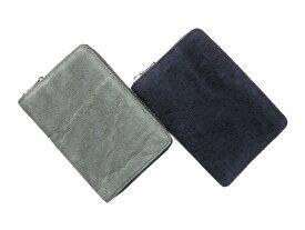 L.E.D.BITES RAY エルイーディーバイツ tito 象革 メンズ財布 ミドルサイズ ラウンドファスナー財布(小銭入れあり) B-2362