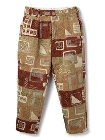 [Rakuten Fashion]【SALE/50%OFF】AiE/エーアイイー/RLJ Pant-Art Motif Rug Jac/パンツ LHP エルエイチピー パンツ/ジーンズ フルレングス ベージュ【RBA_E】【送料無料】