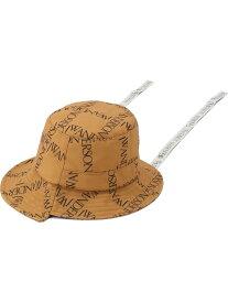 JW Anderson/ジェイダブリューアンダーソン/ASYMMETRIC BUCKET HAT/アシンメトリーバケットハット LHP エルエイチピー 帽子/ヘア小物 帽子その他 イエロー【送料無料】[Rakuten Fashion]