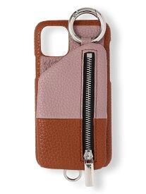 ajew/エジュー/【バイカラー】 shoulder iPhone 11Pro(X Xs共通対応サイズ) ROYAL FLASH ロイヤルフラッシュ アクセサリー アクセサリーその他 ブラウン イエロー グリーン【送料無料】[Rakuten Fashion]