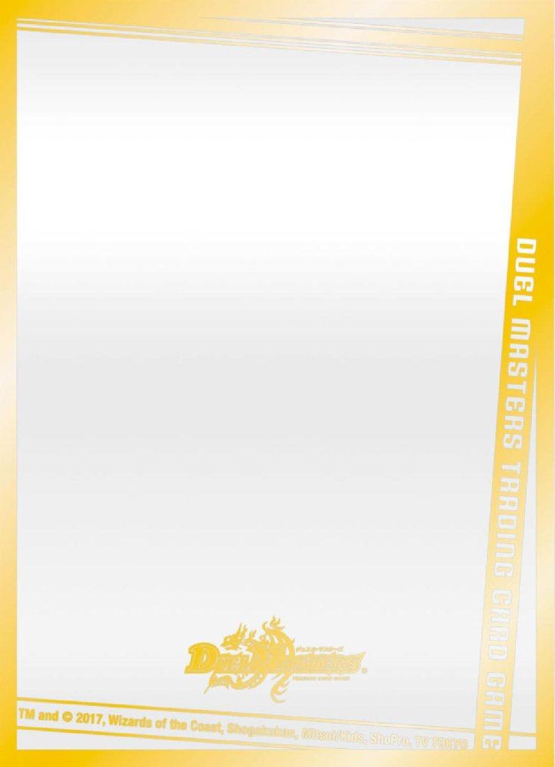 メール便なら¥120で全国へ!!【42枚入り】デュエルマスターズ★カードプロテクト★クリア パック