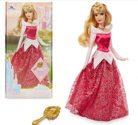 予約商品 US版 ディズニーストア 眠れる森の美女 オーロラ クラシック ドール(人形 女の子 プリンセス )