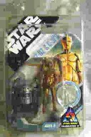 【限定】スターウォーズ セレブレイションIV★R2D2 & C-3PO(SW-10)