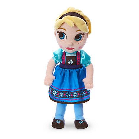 US版 ディズニー アニメーターコレクション アナと雪の女王 エルサ プラッシュ(ぬいぐるみ)