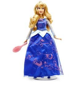 US版 ディズニーストア オーロラ プレミアムドール ライトアップ ドレス(プリンセス 眠れる森の美女 女の子 人形)