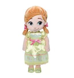 US版 ディズニー アニメーターコレクション アナと雪の女王 アナ プラッシュ(ぬいぐるみ アナ雪 人形)