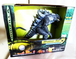 【US版初代ゴジラ】★SHATTER TAIL GODZILLA WITH POWER-STRIKE TAIL SLAM!(8568)