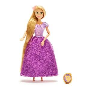 US版 ディズニーストア ラプンツェル クラシック ドール(人形 塔の上のラプンツェル 女の子 プリンセス)