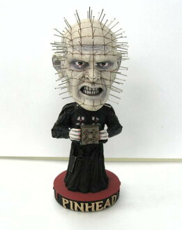 US Edition NECA ヘッドノッカーヘルレイザー ★ pinhead neck pretend ★ US figure