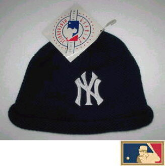MLB caps measure DX New York Yankees NAVY tight version