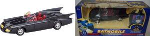 英コルギー社 バットマン 1/24★1960's DC COMICS バットモービル BATMOBIL(バットコミューター付き)(フィギュア・レプリカ・模型)