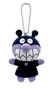 アンパンマン 指人形 ふわふわ ゆび人形シリーズ『バイキンマン ばいきんまん』メール便なら¥260で全国へ(グッズ 通販 子供 幼児 キッズ フィンガーパペット 出産祝い ぬいぐるみ ヌイグ