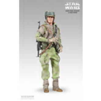 US Edition SideShow Star Wars 12 inch figure Endor Rebel Infantry