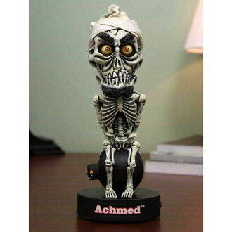 Company NECA Jeff Dunham Achmed talking head knocker