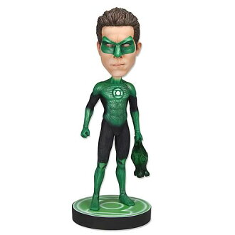 NECA green lantern movie ★ Hull Jordan head knocker for US