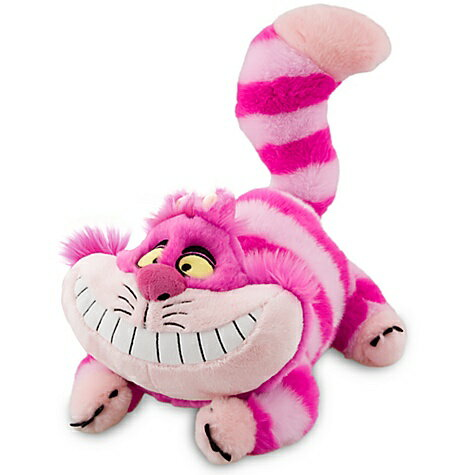 US版 ディズニー ふしぎの国のアリス チェシャ猫 プラッシュ(ぬいぐるみ)