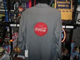 【コカコーラ】【古着】ワークジャケット1950'S【COCA-COLA】【コレクターズアイテム】【Used Goods】【ヴィンテージ】