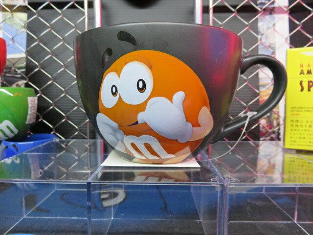 【M&M'S】【キッチングッズ】【ボウルマグ】【スープボール】【エムアンドエムズ】【M&M's】【550ml】【オレンジ】