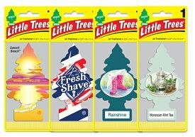 2019年新発表!リトルツリー4種類から選べる【ホールセール】セレクト4【まとめ買い】【リトルツリー】【Little Tree】【おすきな4枚 送料無料】【芳香剤 車】