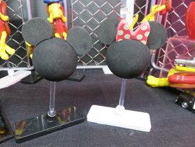 【ディズニー】【Disney】アンテナトッパー【ミッキーシルエット☆ミニーシルエット】【アンテナボール】【ペアセット】【送料無】