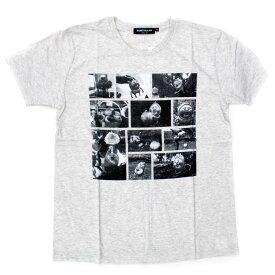 こびとづかん レディースTシャツ/フォト2(オートミール)【M、L】【RCP】
