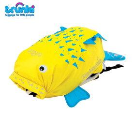 トランキ 【海やプールで便利!】防水パドルバッグ/スパイク・ブロウフィッシュ/trunki