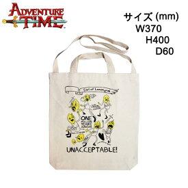 2WAYトートバッグ/レモングラブ Adventure Time【RCP】