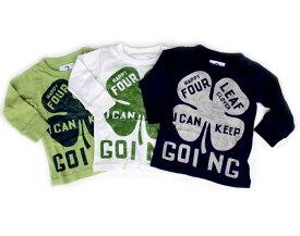 【ゆうパケット可】よつばのクローバーTシャツ/JEANS-b SECOND(ジーンズベーセカンド)【RCP】【楽天カード分割】【お買い物マラソンSALE】