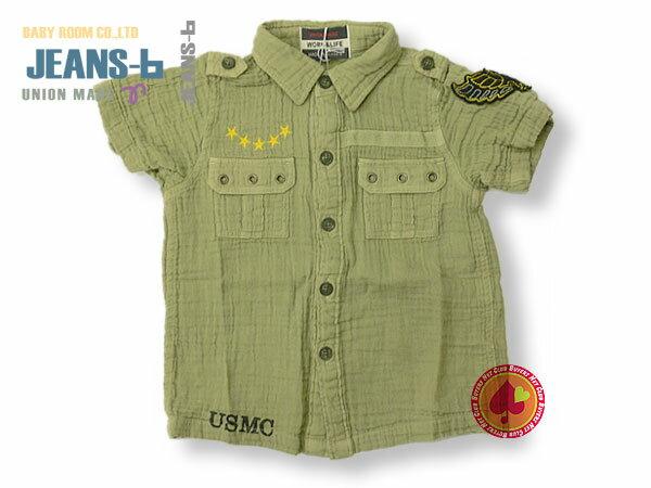 【ゆうパケット可】【SALE 50%OFF】USMC Tシャツ/JEANS-b(ジーンズベー)DD【RCP】【楽天カード分割】