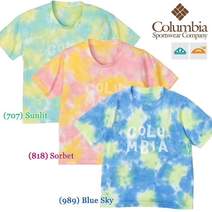 【ゆうパケット可】【SALE 40%OFF】コロンビア ユース ウェイバリーTシャツ/Columbia - Youth Waverly S/S Tee【ベビー・キッズ】【RCP】【楽天カード分割】