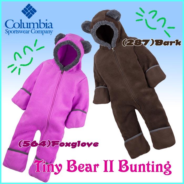 【SALE 35%OFF】コロンビア ベビー タイニーベア2バンティング【70cm80cm】Columbia[2015FW] - Tiny Bear 2 Bunting【アウター】【ベビー・キッズ】【出産祝い】【RCP】【楽天カード分割】