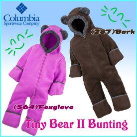 コロンビア ベビー タイニーベア2バンティング【70cm80cm】Columbia[2015FW] - Tiny Bear 2 Bunting【アウター】【ベビー・キッズ】【出産祝い】【RCP】