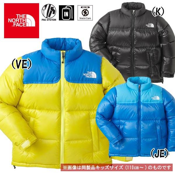 【SALE 35%OFF】ノースフェイス ヌプシ ライト ダウンジャケット(ベビー)【80cm】 Nuptse Light Jacket/North Face【アパレル/ベビー・キッズ】【楽天カード分割】