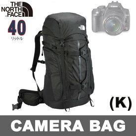 ノースフェイス バックパック テルスフォト40リットル 【Mサイズ】/ North Face TELLUS PHOTO 40【撮影機材用】【バッグ】【リュック】