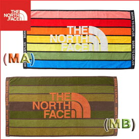 【キャッシュレス+5%還元】【今だけ価格】ノースフェイス マウンテンレインボータオルL(ベビー)【65cm×120cm】【Made In Japan】【糸が抜けにくい】North Face 【登山】【キャンプ】【スポーツ】