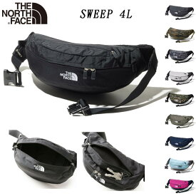 ノースフェイス スウィープ SWEEP North Face【ジョギング】【ランニング】【バッグ】【リュック】【ワンショルダー】【ショルダーバッグ】【アウトドアブランド】
