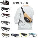ノースフェイス グラニュール Granule North Face【ジョギング】【ランニング】【バッグ】【リュック】【ワンショルダー】【ショルダーバッグ】【アウトドアブランド】
