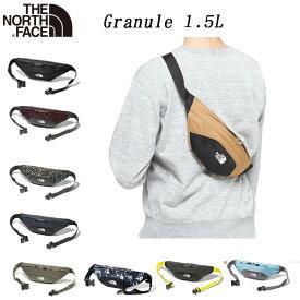 【新年価格】ノースフェイス グラニュール Granule North Face【ジョギング】【ランニング】【バッグ】【リュック】【ワンショルダー】【ショルダーバッグ】【アウトドアブランド】