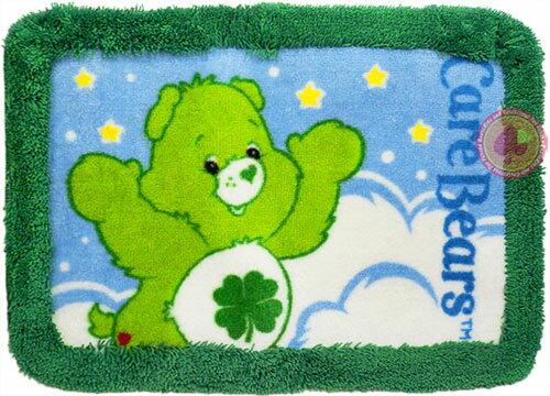 Care Bears Bath Mat(ケアベア・バスマット)/Good Luck Bear(グッドラックベア)【RCP】【楽天カード分割】