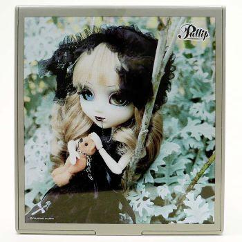 プーリップミラー(鏡)L ノアール グレー/Pullip Noir【RCP】【楽天カード分割】