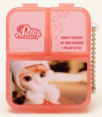 プーリップ3マスピルケース レプロット ピンク/Pullip Leprotto【RCP】【楽天カード分割】