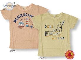 【ゆうパケット可】3色3柄Tシャツ/Seraph(セラフ)【RCP】【楽天カード分割】【お買い物マラソンSALE】
