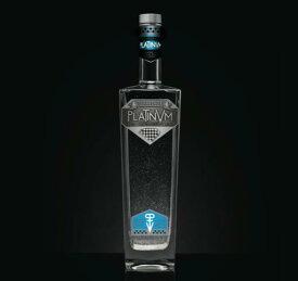 プラチナム ウォッカ&キャビア シルバー PLATINVM Vodka&Caviar Silver 銀粉入り【あす楽対応】【コンビニ受取】