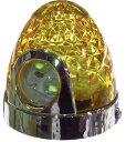 LED防水ツーウェイマーカープラスBW-723【レンズ:イエロー】LEDイエロー