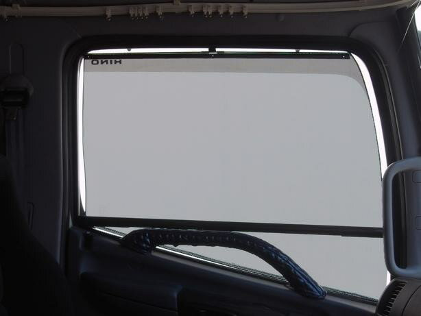 トラック用ロールスクリーンL/Rセットグランドプロフィア/17プロフィア/レンジャープロ/17レンジャー